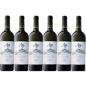 Vin alb sec Ana Chardonnay, 0.75 L, 6 sticle