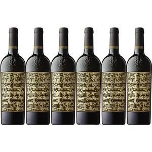 Vin alb sec Mysterium Pinot Noire si Chardonnay, 0.75L, 6 sticle