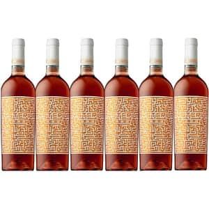 Vin rose sec Mysterium, 0.75L, 6 sticle