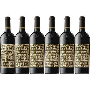 Vin alb sec Mysterium Riesling Rhin si Sauvignon Blanc, 0.75L, 6 sticle