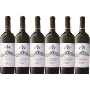 Vin alb sec Ana Sauvignon Blanc, 0.75L, 6 sticle