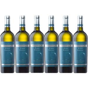 Vin alb sec ICONIC ESTATE Hyperion Pinot Grigio, 0.75L, 6 sticle