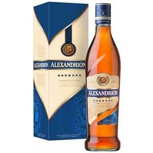 Brandy ALEXANDRION 7 Stele, 0.7L