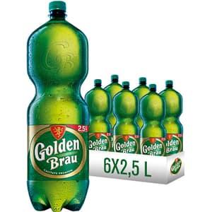 Bere blonda GOLDEN BRAU bax 2.5L x 6 sticle