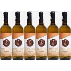 Vin alb sec Morpheus Chardonnay, 0.75L, 6 sticle