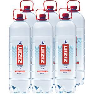 Apa minerala ZIZIN bax 2.5L x 6 sticle