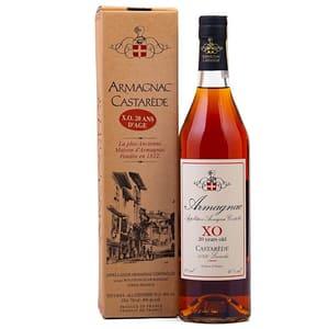 Armagnac Castarede XO 20 Ani, 0.5L