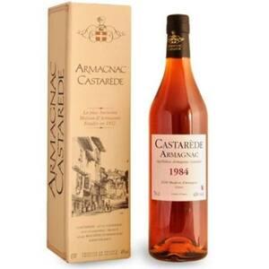 Armagnac Castarede 1984, 0.5L