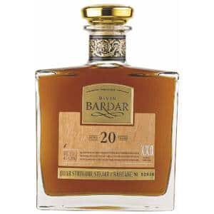 Divin Bardar Platinum 20 Ani Vechime, 0.5L