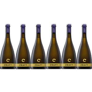 Vin spumant alb Rasova Craft Brut, 0.75L, 6 sticle