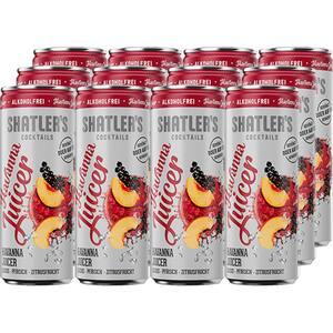 Cocktail fara alcool Shatler's Havanna Juicer bax 0.25L x 12 doze