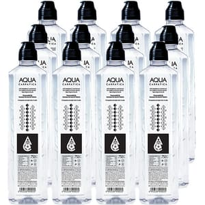 Apa plata sport AQUA CARPATICA bax 0.75L x 12 sticle