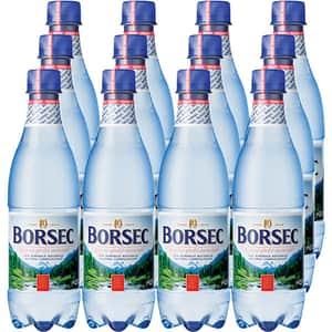 Apa minerala BORSEC bax 0.5L x 12 sticle