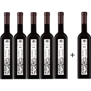 Vin rosu sec Oprisor Cupola Sanctis Sfintii Mihail si Gavril, 0.75L, 5+1 sticle