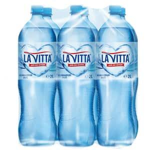 Apa plata LA VITTA bax 2L x 6 sticle