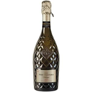 Vin spumant alb Cava Pere Ventura Vintage Brut Blanc, 0.75L
