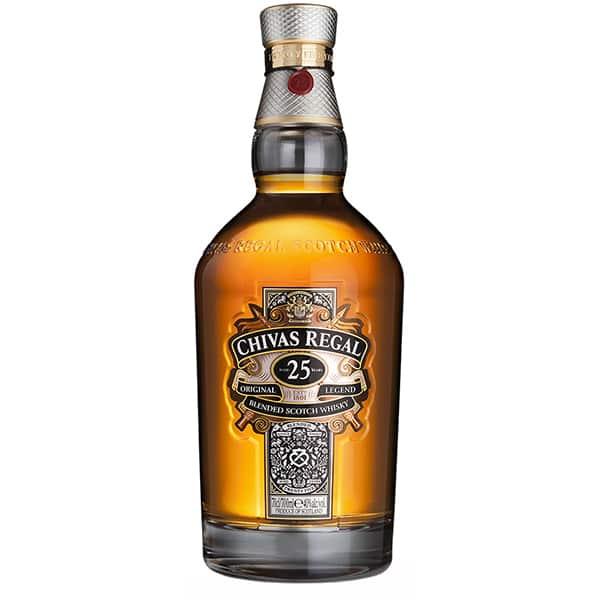 Whisky Chivas Regal 25 Yo, 0.7L