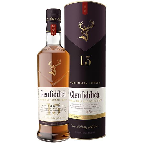 Whisky Glenfiddich 15 Yo, 0.7L