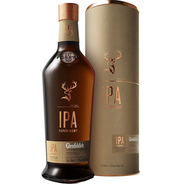 Whisky Glenfiddich IPA, 0.7L