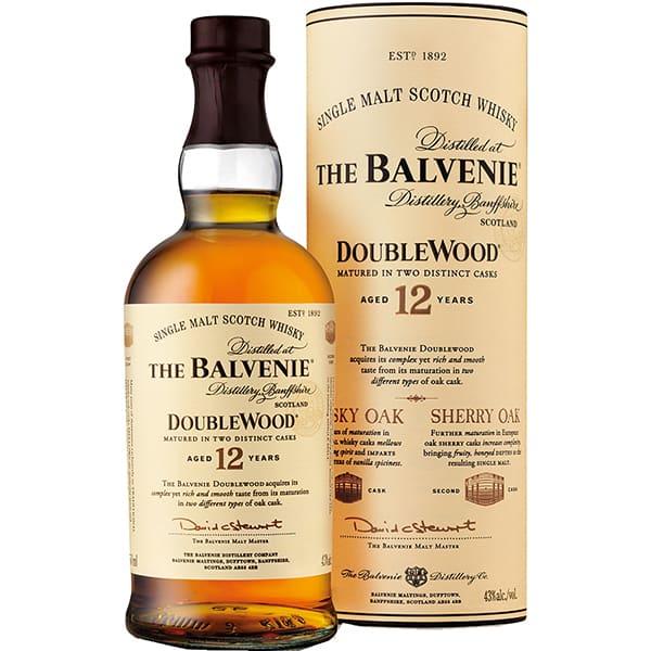 Whisky Balvenie Doublewood 12 Yo, 0.7L