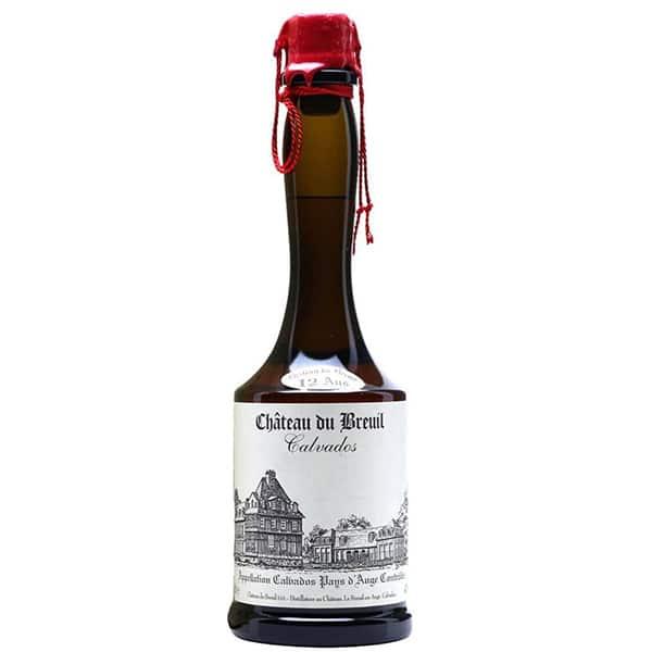 Calvados Chateau du Breuil 12Y, 0.7L