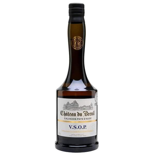 Calvados Chateau du Breuil VSOP Calvados, 0.7L