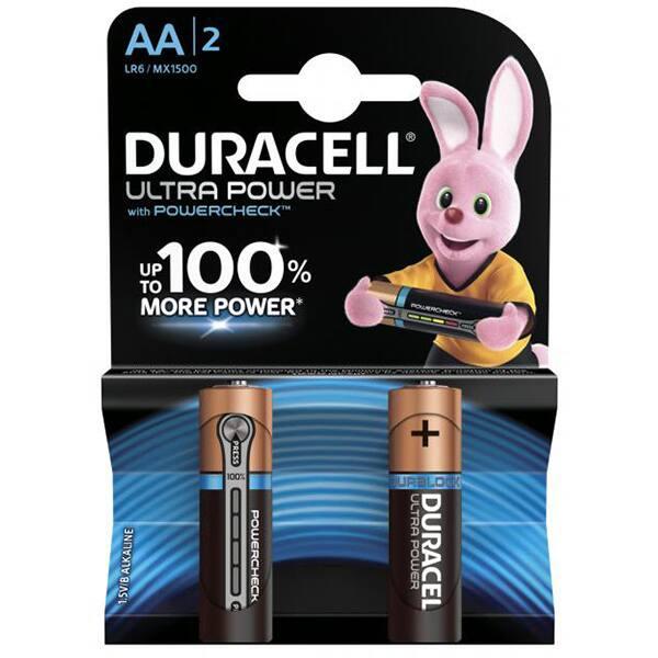 Baterii DURACELL AAK2 Ultra Max, 2 bucati