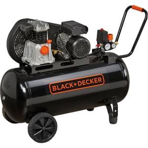 Compresor aer BLACK & DECKER BD 220/100-2M, cu ulei, 100 litri, 2 CP, 10 Bar