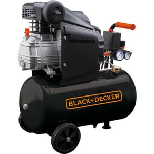 Compresor aer BLACK & DECKER BD 205/24, Electric, cu ulei, 24 litri, 2CP, 8 Bar