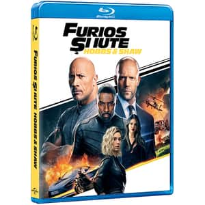Furios si iute: Hobbs & Shaw Blu-ray