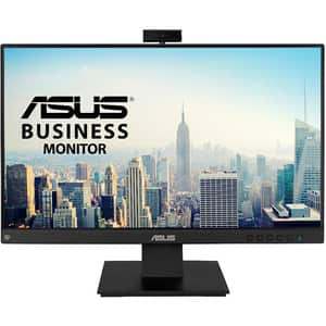 "Monitor LED IPS ASUS BE24EQK Business, 23.8"", Full HD, 60 Hz, negru"