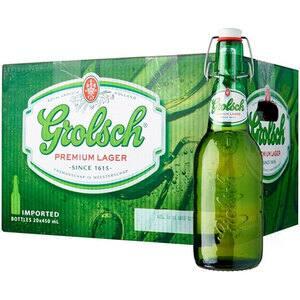 Bere blonda Grolsch bax 0.45L x 20 sticle