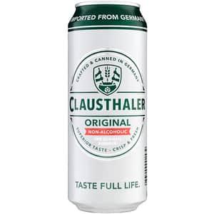 Cidru Clausthaler Classic bax 0.5L x 24 cutii