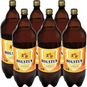 Bere blonda Holsten Pilsner 2.5L x 6 sticle