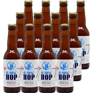 Bere artizanala Planbeer A new hop bax 0.33L x 12 sticle