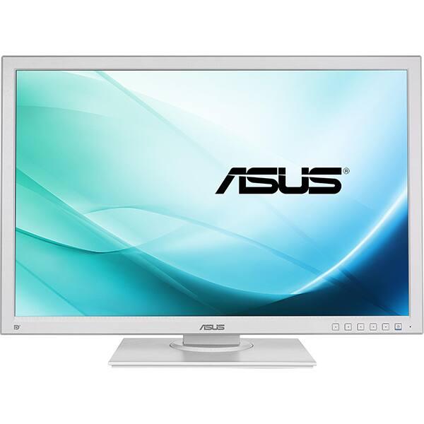 "Monitor LED IPS ASUS BE24AQLB-G, 24.1"", Full HD, alb"