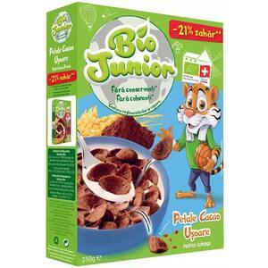 Cereale petale cacao usoare BIO BIO JUNIOR, 250g