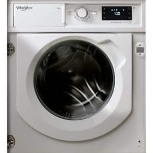 Masina de spalat rufe incorporabila WHIRLPOOL BI WMWG 81484E EU, 6th Sense, 8 kg, 1400rpm, Clasa A+++, alb