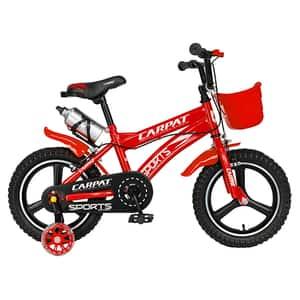 "Bicicleta copii CARPAT C1400ARA, 14"", rosu"
