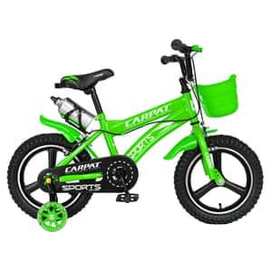"""Bicicleta copii CARPAT C1400AVA, 14"""", verde"""