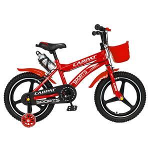 "Bicicleta copii CARPAT C1600ARA, 16"", rosu"