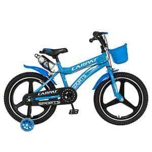 "Bicicleta copii CARPAT C1800AAB, 18"", albastru"