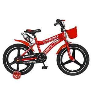 "Bicicleta copii CARPAT C1800ARA, 18"", rosu"