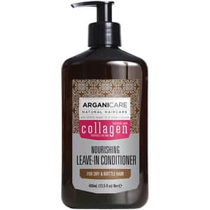 Balsam de par Leave-in ARGANICARE Collagen, 400 ml