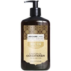 Balsam de par ARGANICARE Ricin Oil, 400ml