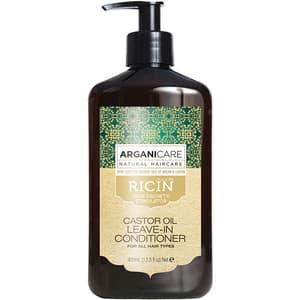 Balsam de par Leave-in ARGANICARE Ricin Oil, 400ml