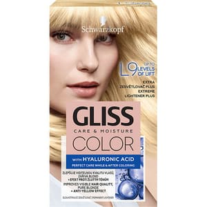 Decolorant SCHWARZKOPF Gliss Color L9 Extrem Plus, 143ml