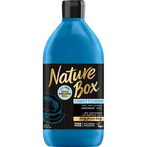 Balsam de par NATURE BOX Cocos, 385ml