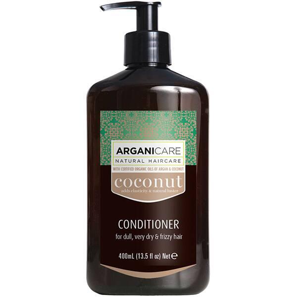 Balsam de par ARGANICARE Coconut, 400ml