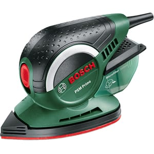 Slefuitor multifunctional compact BOSCH PSM Primo, 50W, 24000RPM
